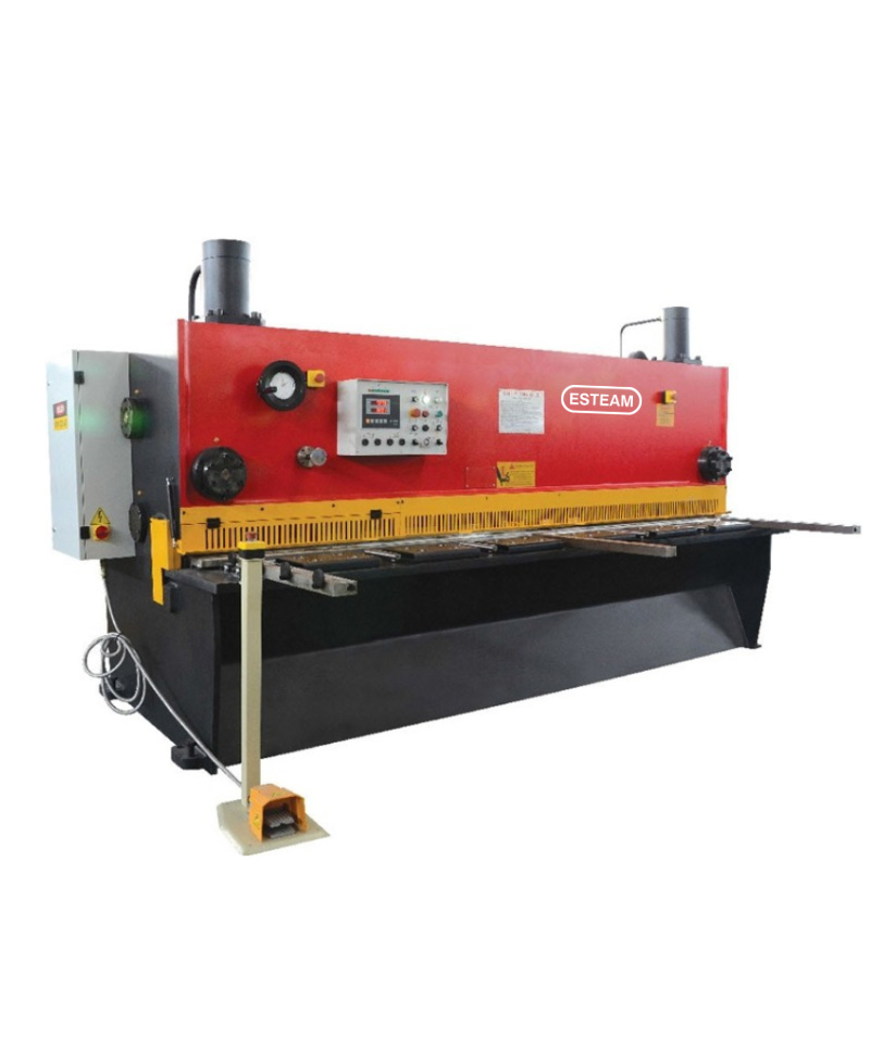HYDRAULIC GUILLOTINE-HG SERIES